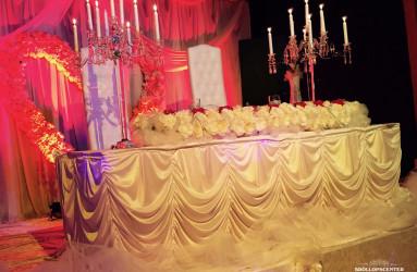 Bröllopsdekoration - Inredning