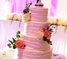 bröllostårta