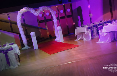 Bröllopsdekoration - Dekoration