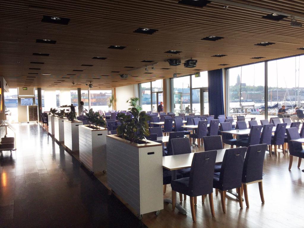 Bröllopslokal / festlokal i lindholmen mot älven i göteborg