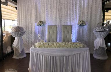 Bröllopsdekoration - Helsingborg